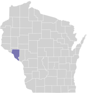 Buffalo County on Map