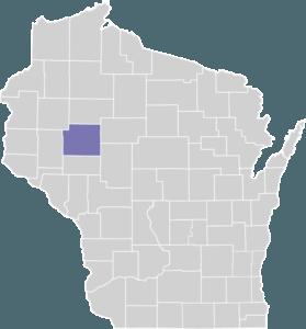Chippewa County on Map