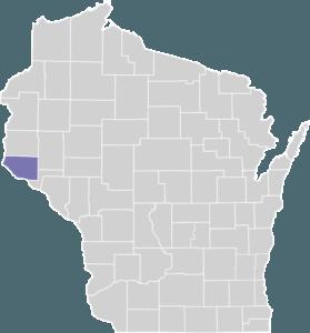 Pierce County on Map