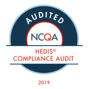 NCQA HEDIS Compliance Audit Seal