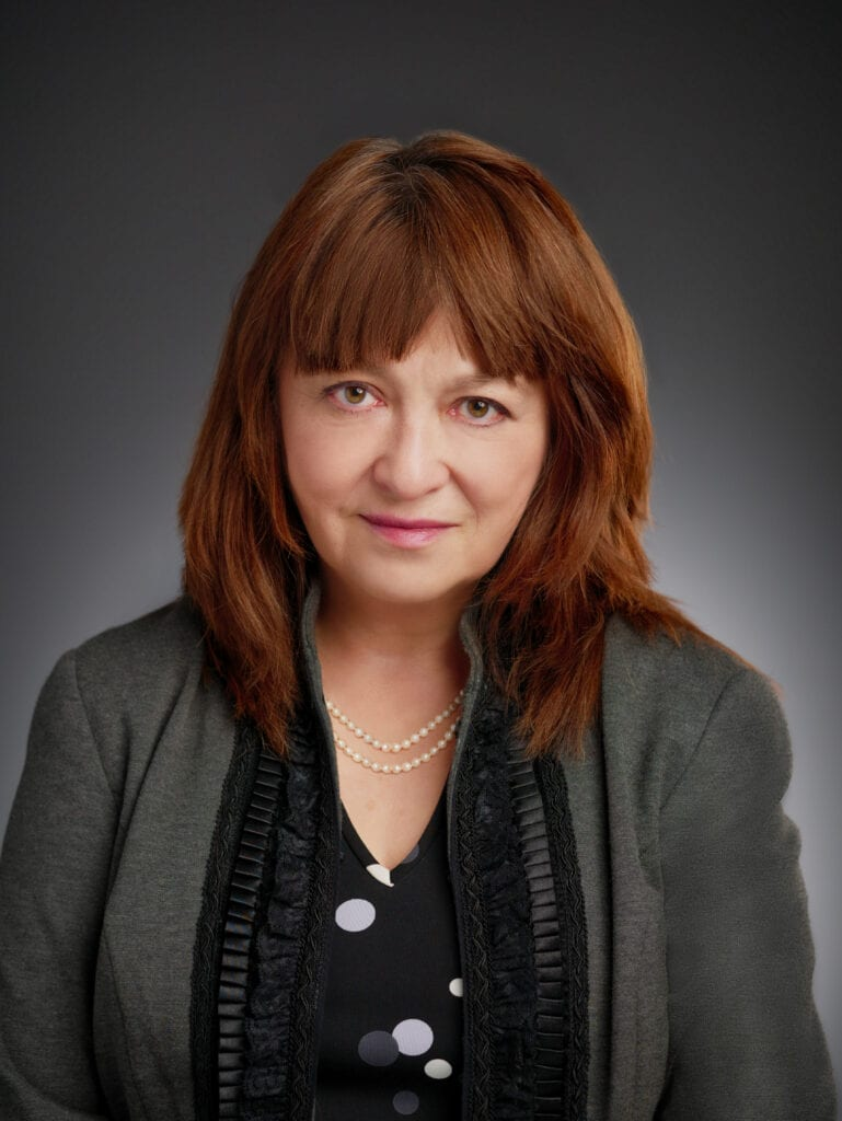 Maria Ledger, CEO
